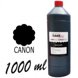 TUSZ JADALNY - CZARNY/BLACK 1000ml CAKE ART